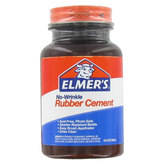 Elmer's No Wrinkle Rubber Cement